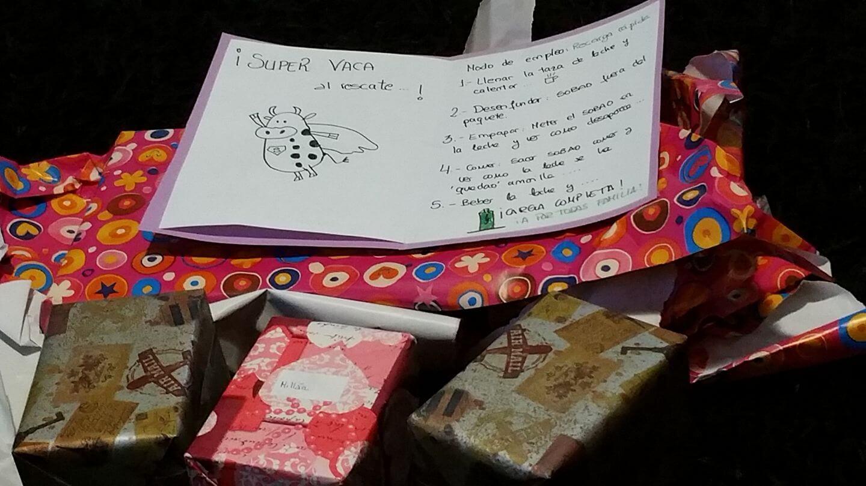 regalo Javi y Marta
