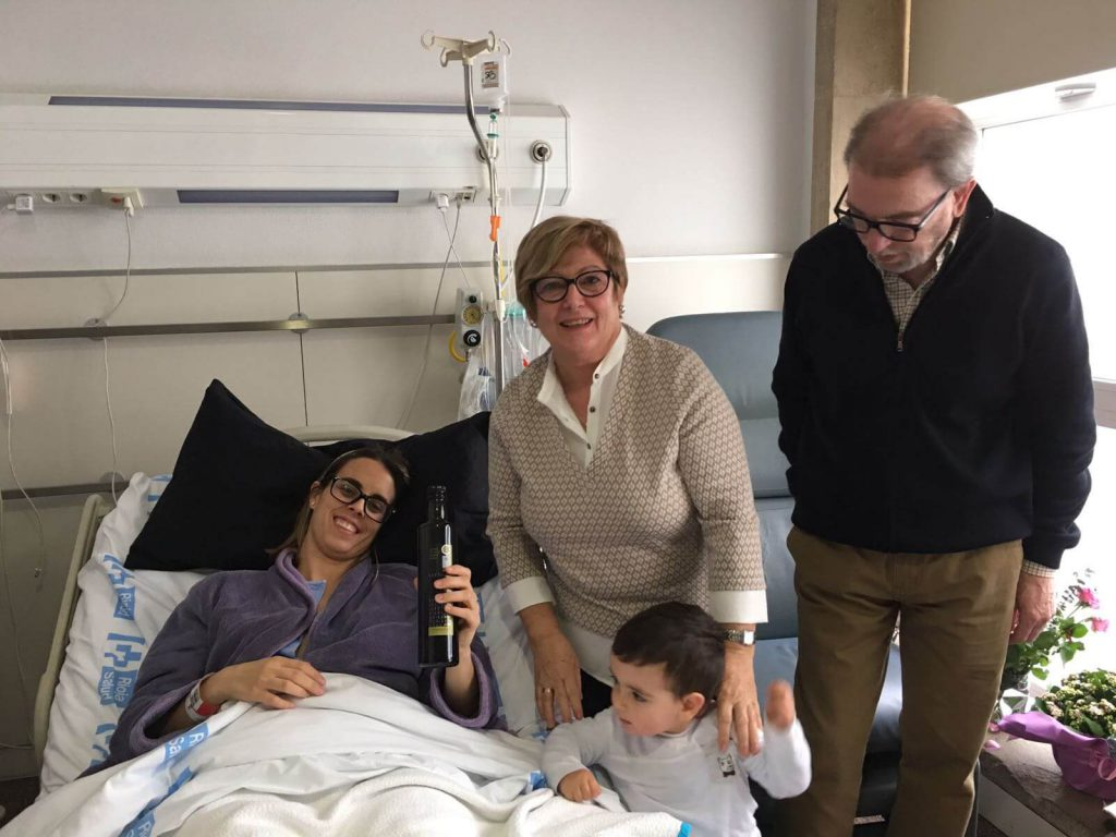 Visita tía Rosa y Carlos 1
