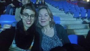 Myriam garcía y Asun marrodán